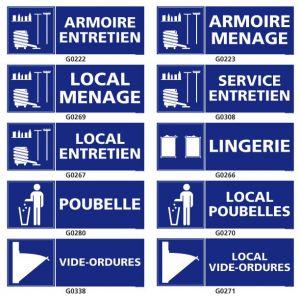 Information des locaux