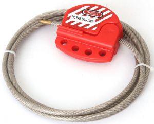Câble de consignation 4 Trous
