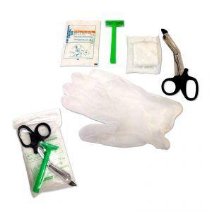 Kit 1er secours défibrillateur