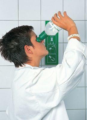 Station de lavage oculaire 2 flacons