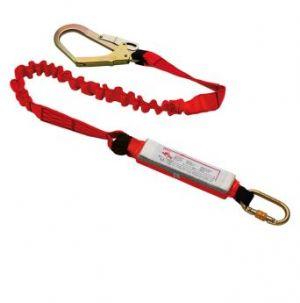 Absorbeur d'énergie avec sangle d'attache et connecteurs 71415