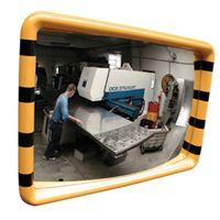 Miroir de contrôle usine