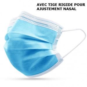 Masque jetable 4h