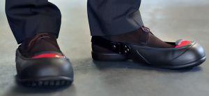 Sur-Chaussure Visiteur