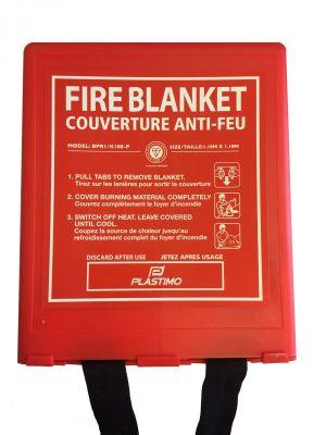 Couverture anti feu. Norme EN1869