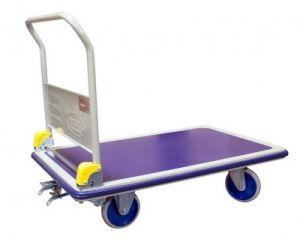 Chariot à dossier rabattable PRESTAR 500 kg