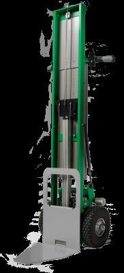 Elévateur électrique tout terrain 120 kg