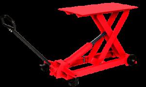 Table élévatrice simple ciseaux extra plate 2500 kg