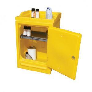 Armoire de sécurité pour produits corrosifs 100L