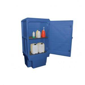 Armoire de sécurité pour produits corrosifs 200L