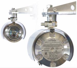 Barrière laser de détection gaz ELDS Senscient