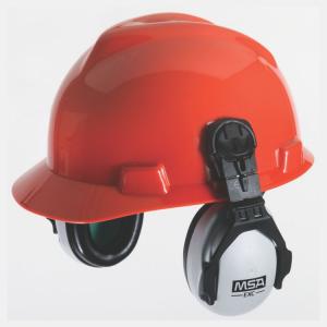 EXC Coquilles anti-bruit pour casque