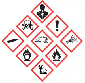 Prévention de risques chimiques