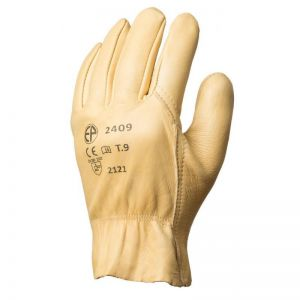 Gants de protection en cuir 2408-2409-2410-2411
