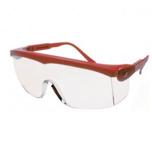 Lunettes avec oculaire monobloc