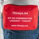 Pochette pour kit de consignation